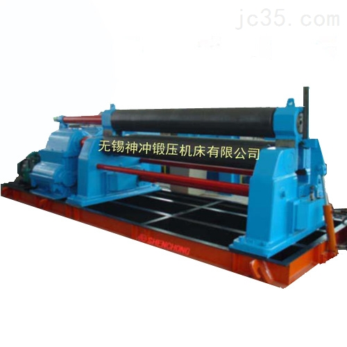 液压卷板机