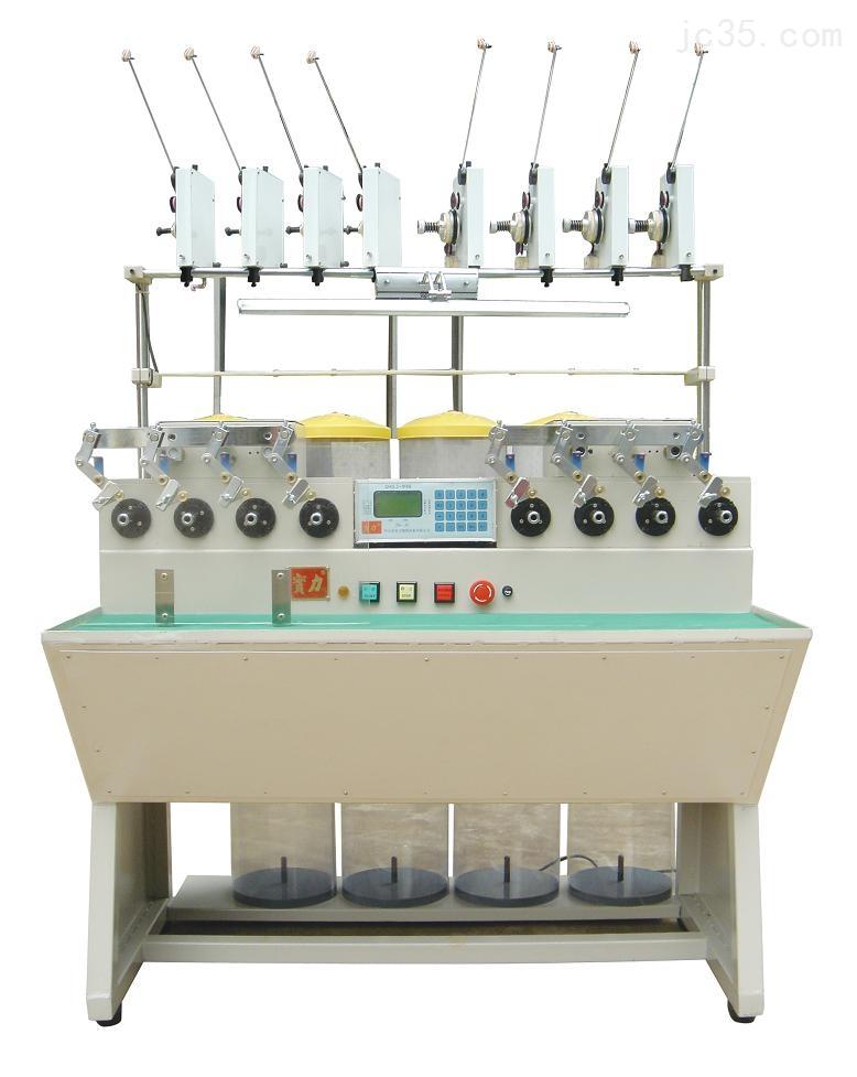 实力MCSH26-80AB型绕线机