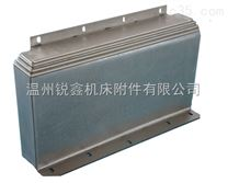 高速切削机床导轨钢板防护罩