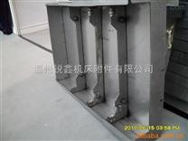 台州CNC铣床导轨护板防护罩