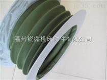 圓形直筒伸縮式通風帆布軟連接