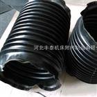 口径300密封伸缩式耐温油缸防护罩