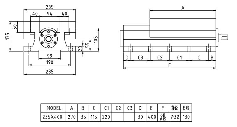液压滑台电气控制电路原理图