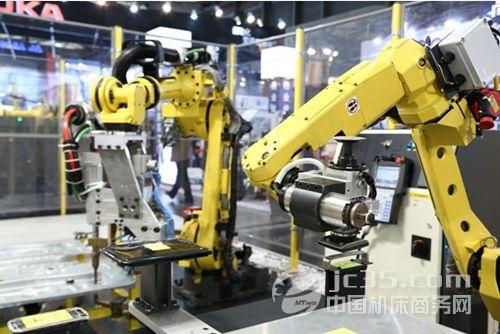 机器人产业将是我国未来之重