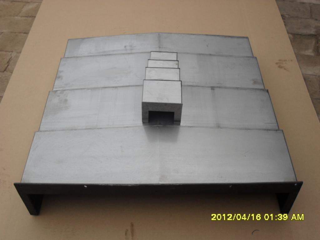 四川攀枝花钢板防尘罩产品图