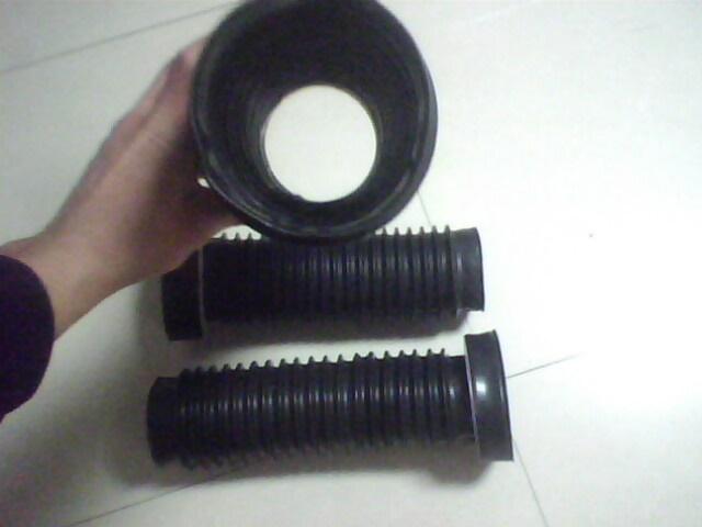 橡胶伸缩防尘套产品图