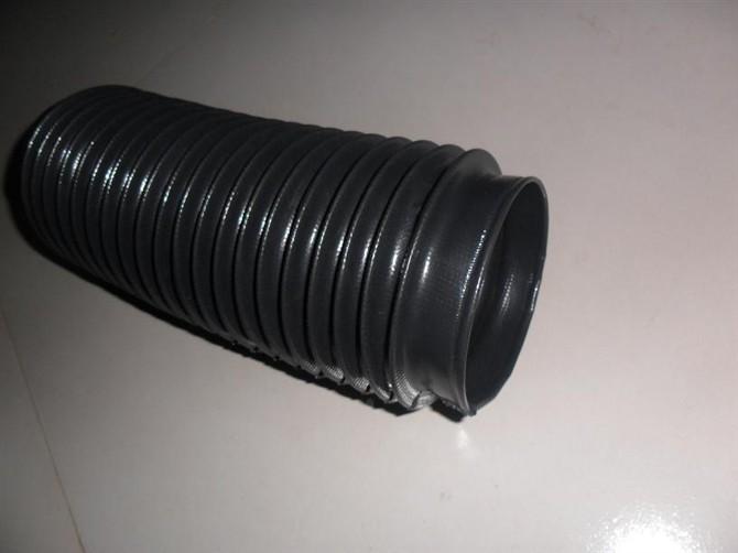 螺杆机密封圆形防尘罩产品图