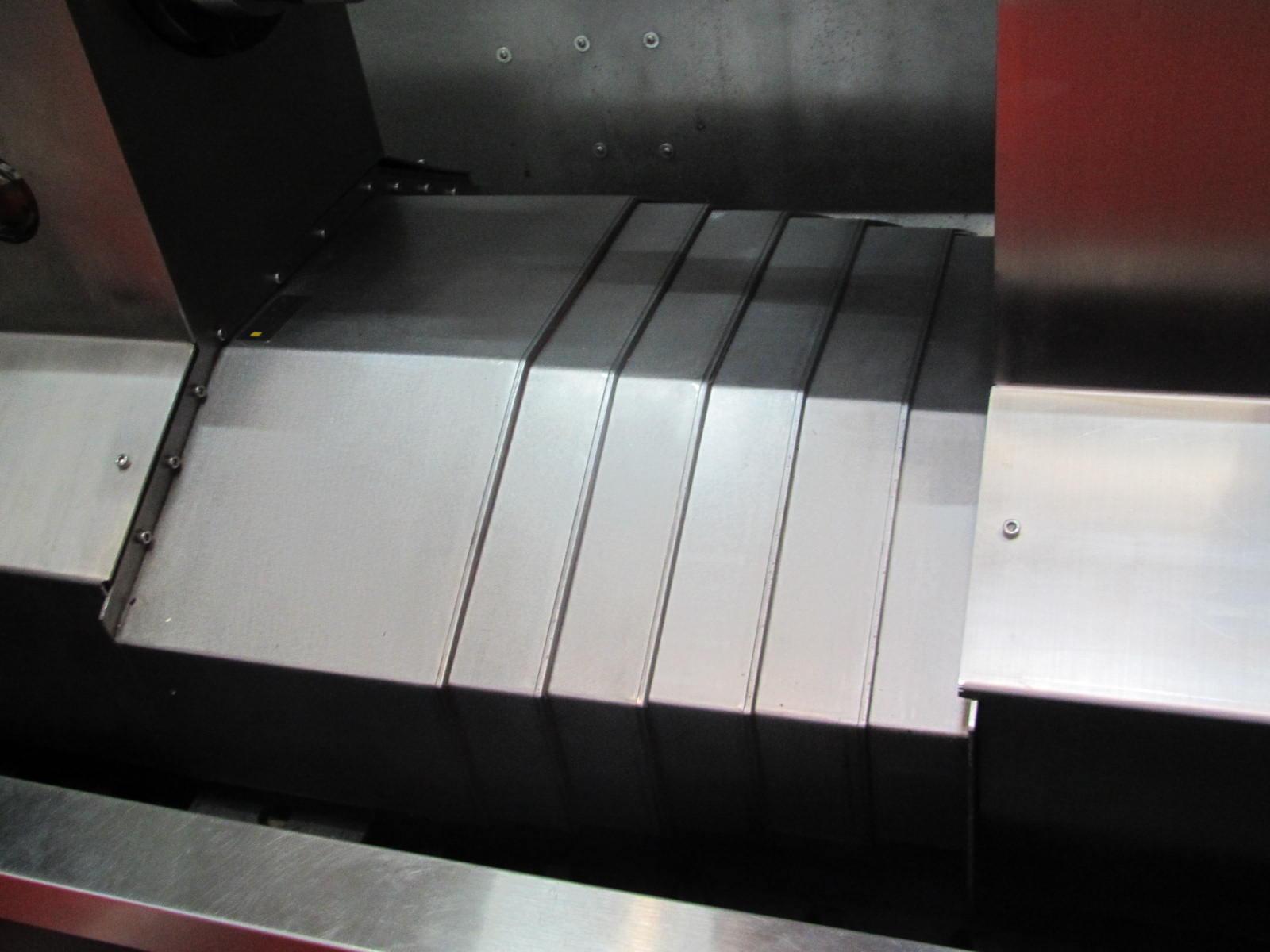 机床导轨防护拉板产品图