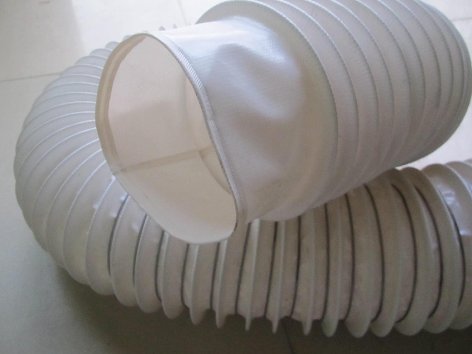 缝合式耐温丝杆防护罩产品图