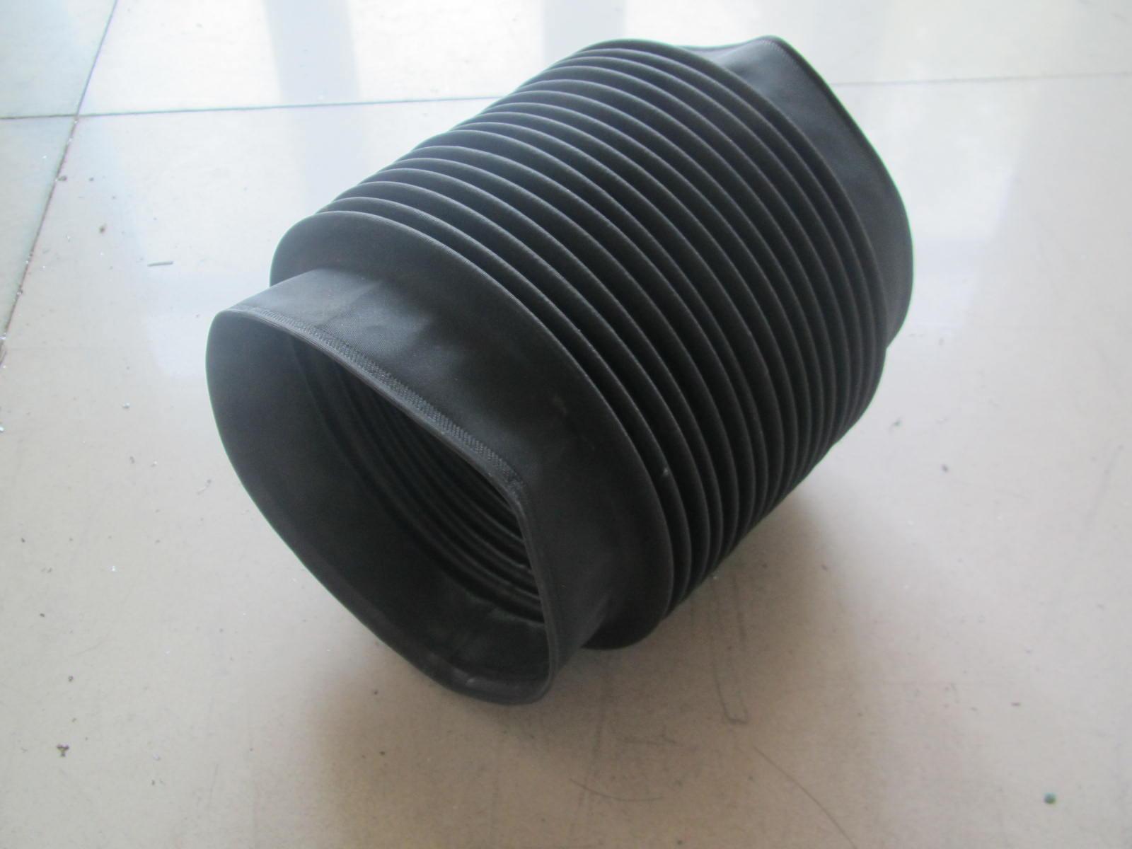 大连尼龙复合布油缸防护罩产品图