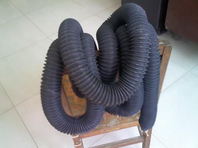 石棉布伸缩防护罩产品图