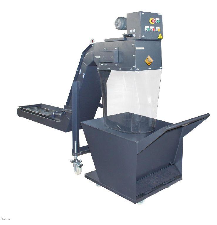 大型数控机床排屑机定做维修产品图