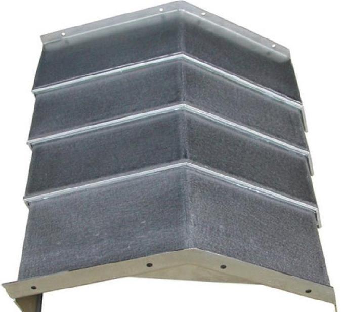 钢板、不锈钢板导轨防护罩厂家价格产品图