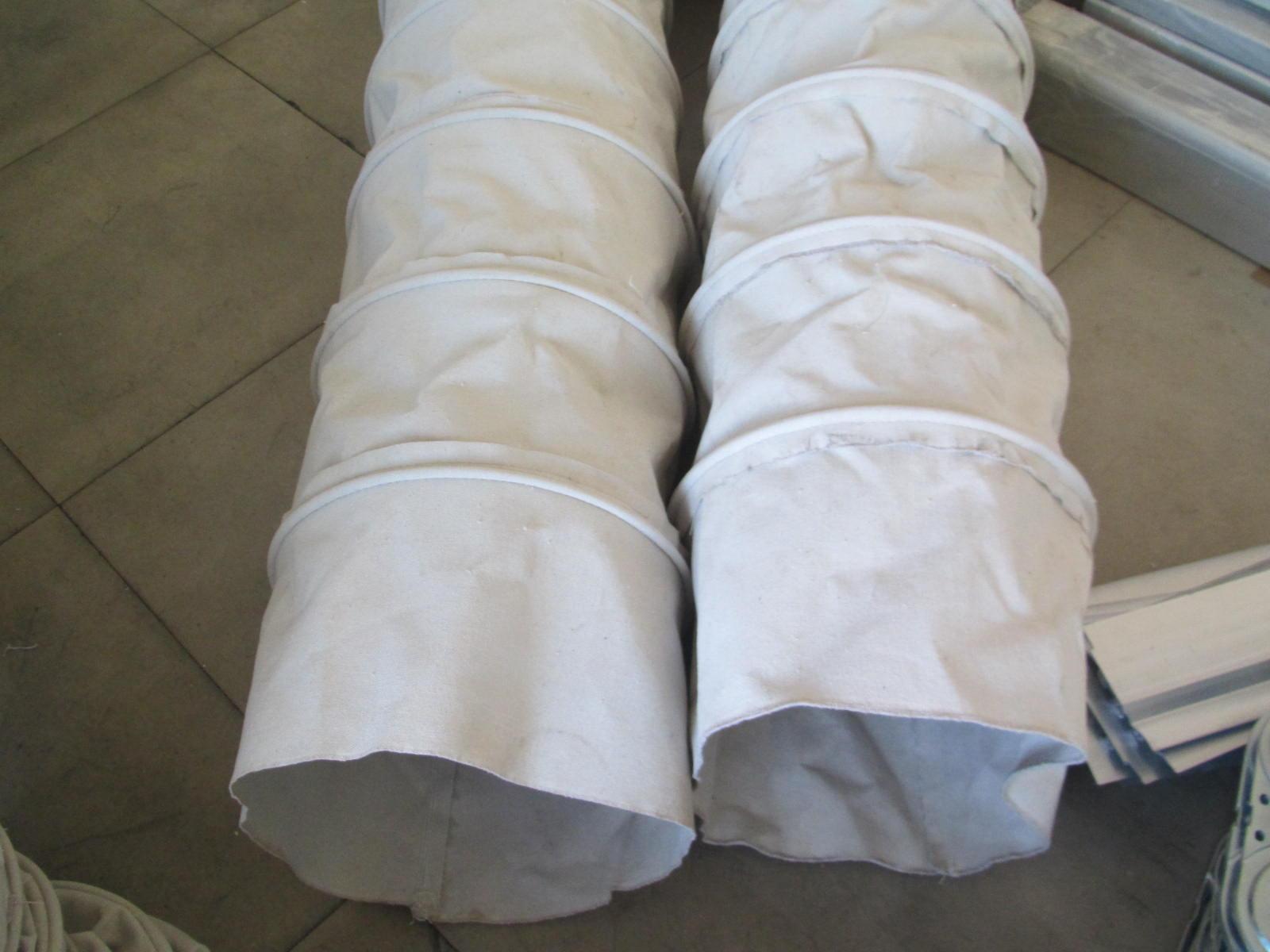 干灰散装机输送布袋产品图
