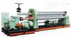 W11XB系列机械水平下调式三辊卷板机